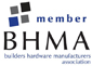 BHMA - Builders Hardware Manufacturers Association