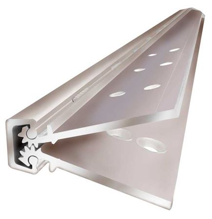 Picture for category Aluminum Continuous Hinges