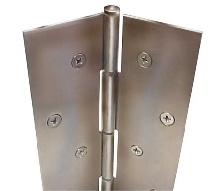Picture for category Stainless Steel Pin & Barrel Hinges