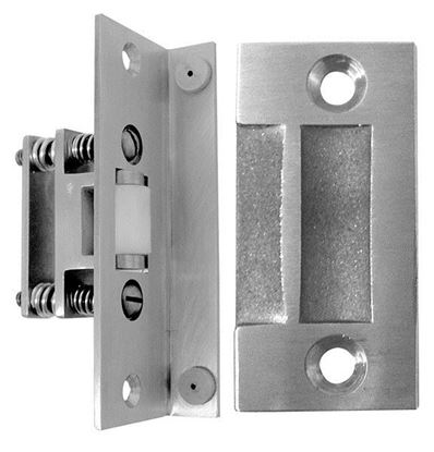 Picture of 1893 Angle Stop Roller Latch with Cast Strike