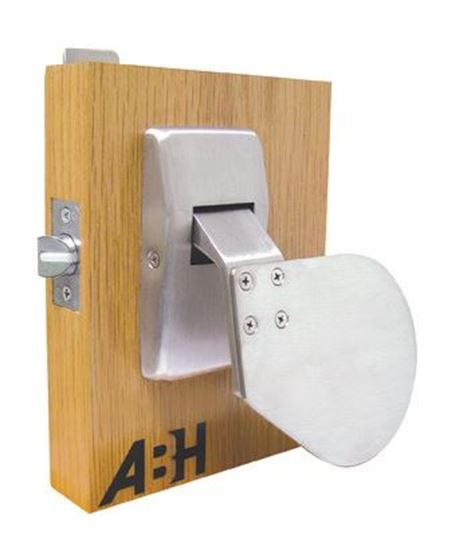 Picture of 6800 Low Profile Hospital Latch