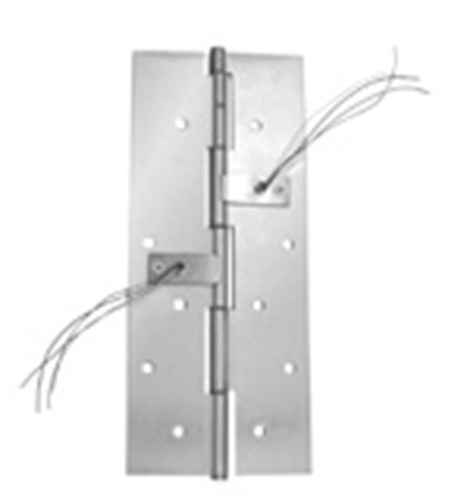 Picture of Stainless Steel Electrified Power Transfer Hinge