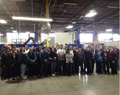 ABH Factory Tour