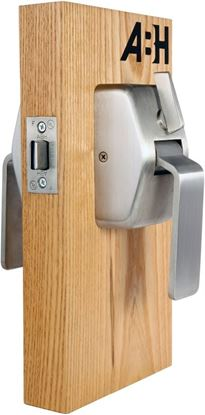 Picture of 6400 Series Privacy Hospital Latch Pull Side Thumbturn