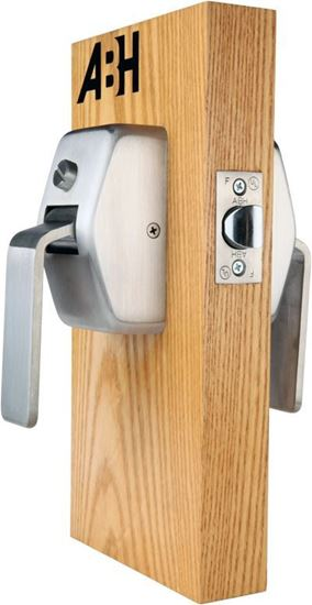 Picture of 6500 Series Privacy Hospital Latch Push Side Thumbturn