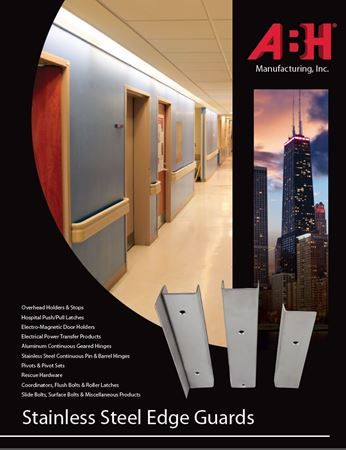 Picture for literature Stainless Steel Edge Guard Mini-Catalog