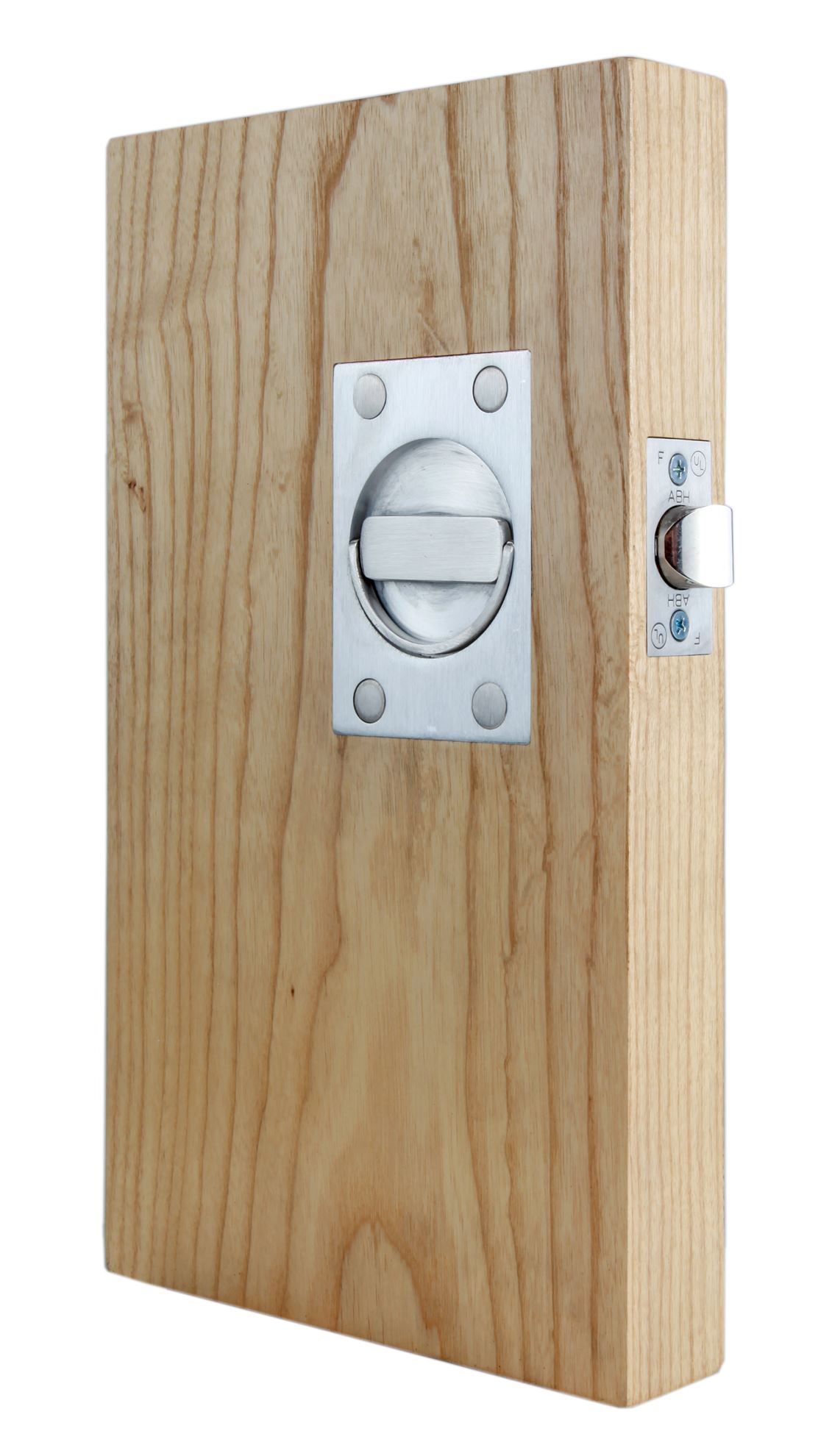 6200 Series Asylum Push Or Pull Latch with Knob  Architectural