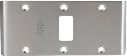Picture of Double-Lipped Strike - Center Hung - Mortise Lock without Deadbolt