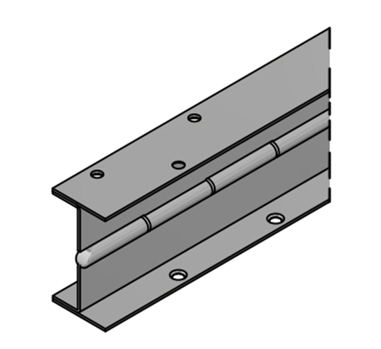 Picture of A508 Double Acting Hinge