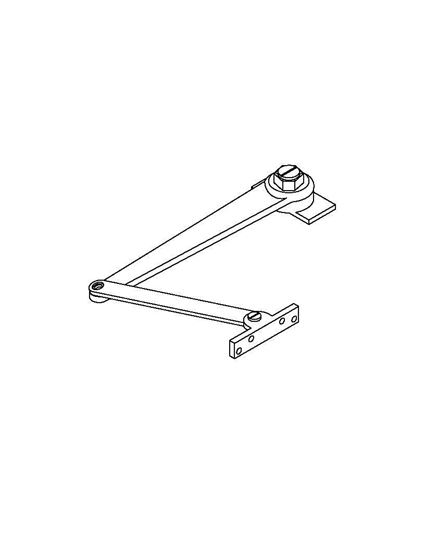 Picture of 3500 Surface Mount Overhead Heavy Duty Parallel Arm Holder
