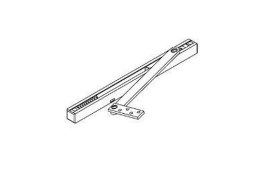 Picture of 1000RA Series  Concealed Mount Overhead Stop & Holder,  Adjustable