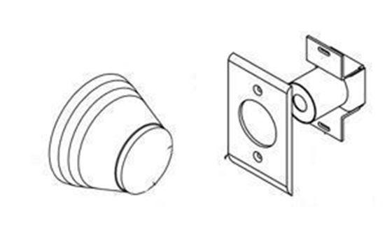 Picture of 2400LR Electromagnetic Door Holder