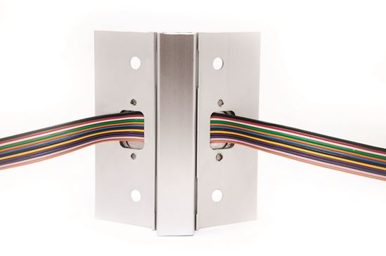 """Picture of 4"""" Removable Electrified Continuous Hinge Section"""
