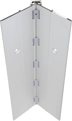 Picture of A110WT Wide Throw Aluminum Continuous Hinge Full Mortise
