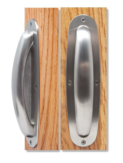 Picture of 1930P Heavy Duty Ligature Resistant Pull with Push Plate