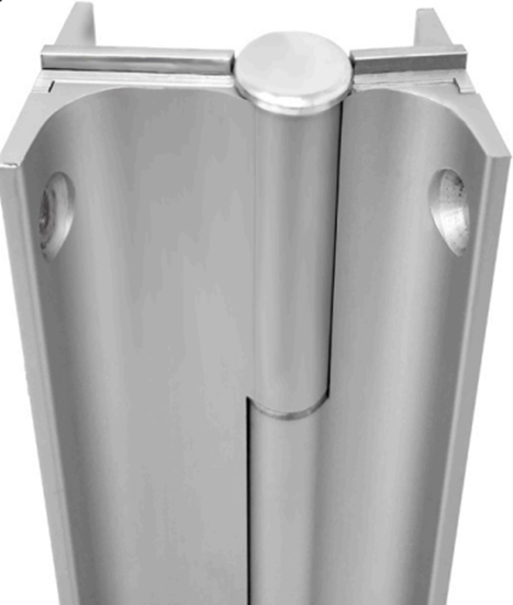 Picture of A507-AT Double Swing Alarm Top Ligature Resistant Barricade Hinge