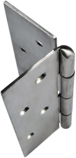 Picture of A5500 Stainless  Steel Hinge - 12 Gauge Full Mortise