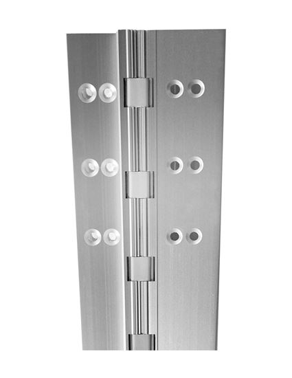 Picture of A135HD Aluminum Continuous Gear Hinges Full Mortise