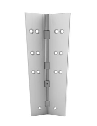 Picture of A140HD / A140LL Aluminum Continuous Gear Hinges Full Mortise