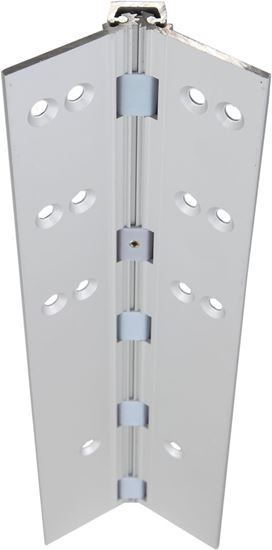 Picture of A110HD / A110LL Aluminum Continuous Gear Hinges Full Mortise