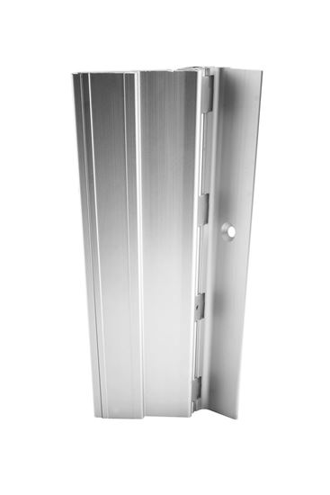 Picture of A210HD Aluminum Continuous Gear Hinges Full Surface Swing Clear