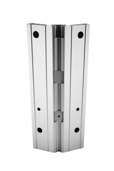 Picture of A571HD Aluminum Continuous Gear Hinges Full Surface