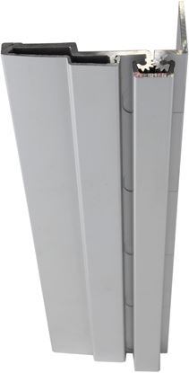 Picture of A460HD Aluminum Continuous Gear Hinges Half Surface
