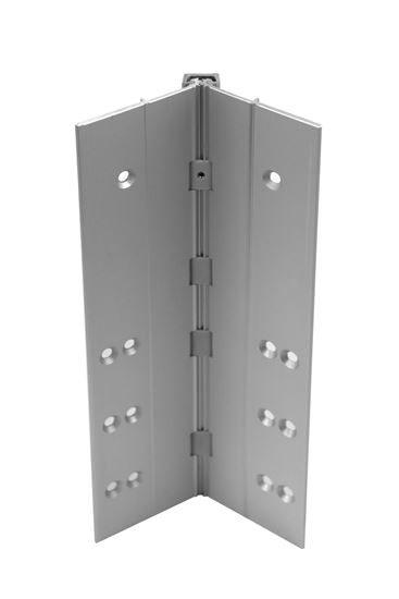 Picture of A111WT Wide Throw Aluminum Continuous Hinge Full Mortise