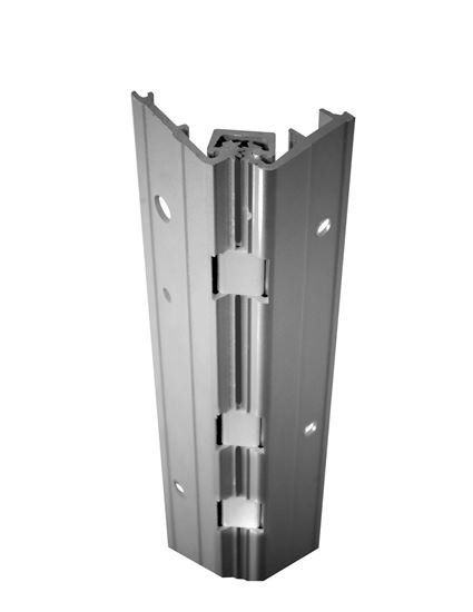 Picture of A575HD Aluminum Continuous Gear Hinges Full Surface