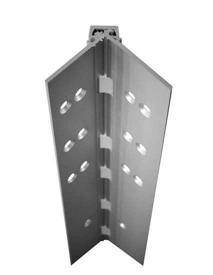 Picture of A120HD / A120LL Easy Install Aluminum Continuous Gear Hinges Full Mortise