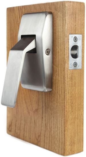 Picture of 6830 Series Time Out/Reverse Low Profile Hospital Latch